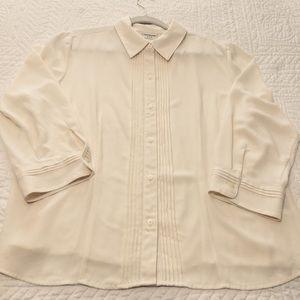 Covinton Covington Blouse Size XL